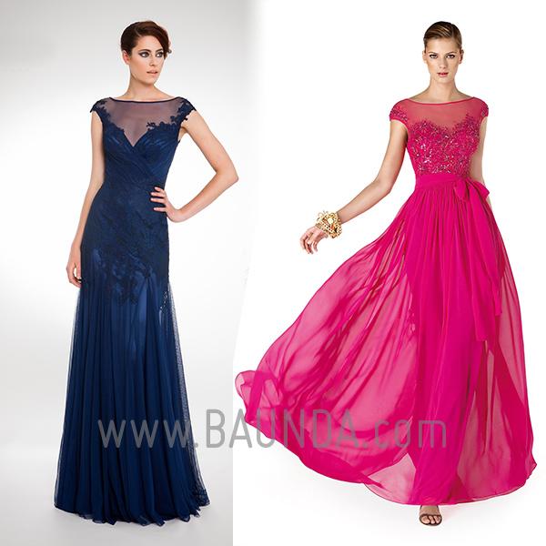Baunda Vestidos para madre de la novia 2014