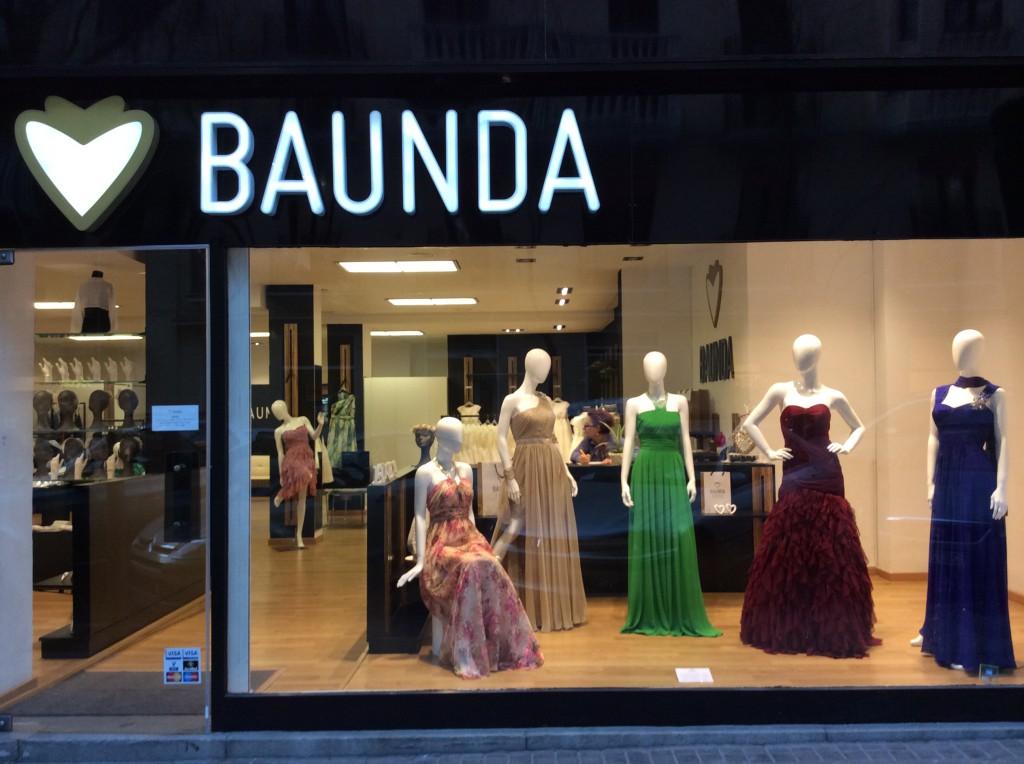 7b5f7f5781667 Baunda Vestidos de fiesta 2019 cortos y largos en Baunda Madrid y tienda  online
