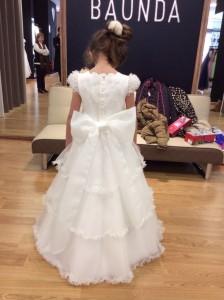 Cuándo comprar el vestido de comunión 2019 Madrid