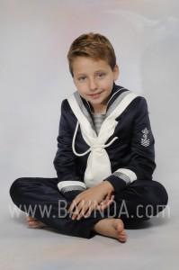 Traje de comunion marinero otoman 2017 Timoneles 1015 azul marino