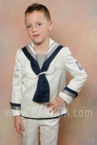 Traje de comunion marinero otoman 2016 Timoneles 1015 marfil en Madrid