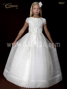 Vestido de comunión 2016 Cemaros P627 en Baunda Madrid