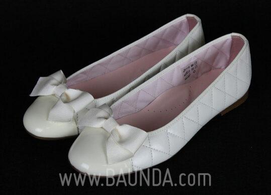 Zapatos de comunion 2017 baunda Z1704 en madrid