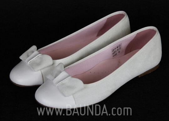 Zapatos de comunión de ante 2017 baunda 1705 en madrid