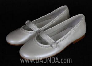 Zapatos de comunión 2017 baunda 1707 en madrid