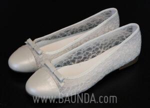 Zapatos de comunión originales 2017 Baunda Z1709