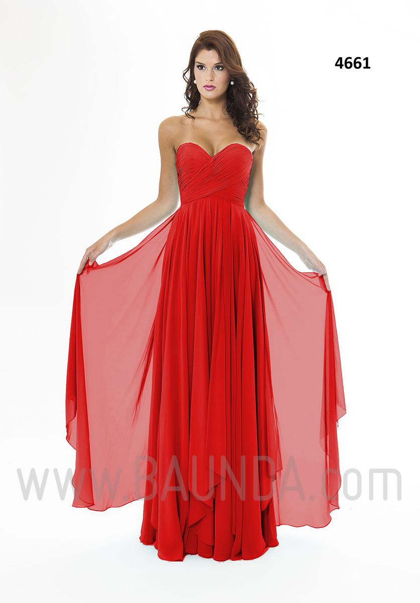 Multa Vestidos De Fiesta Largos Rojos Ideas Ornamento Elaboración ...