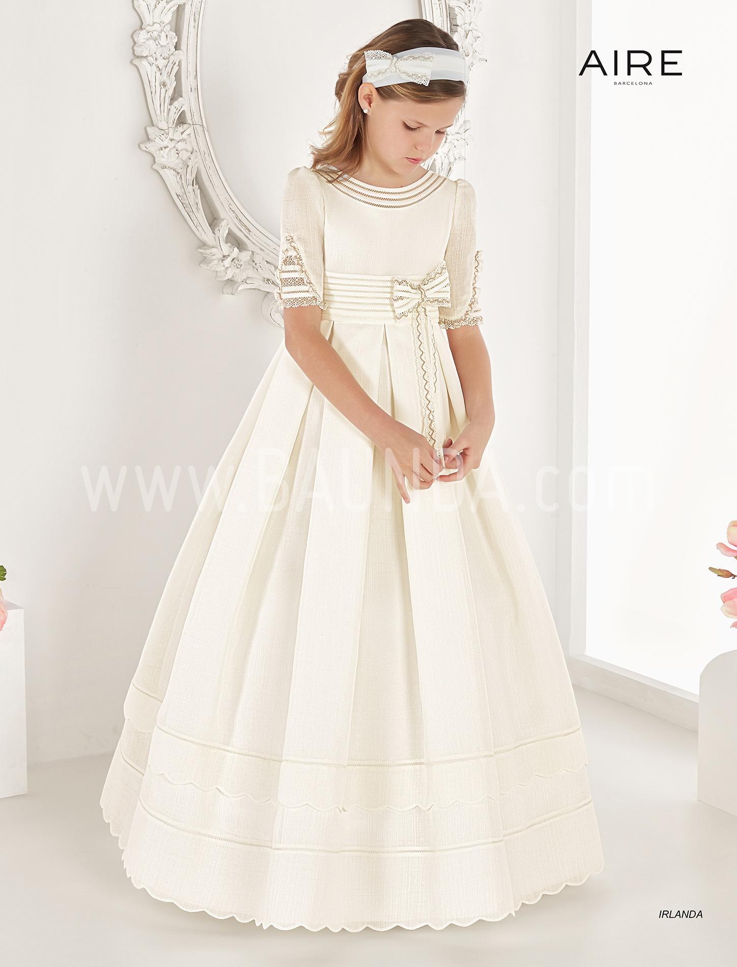 vestidos de primera comunion en madrid
