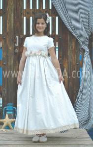 Vestido de comunion 2017 Loida 114