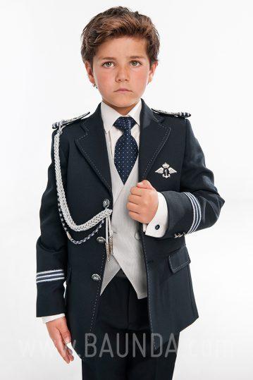 Traje comunión almirante 2017 para niño Varones 2053 en Madrid