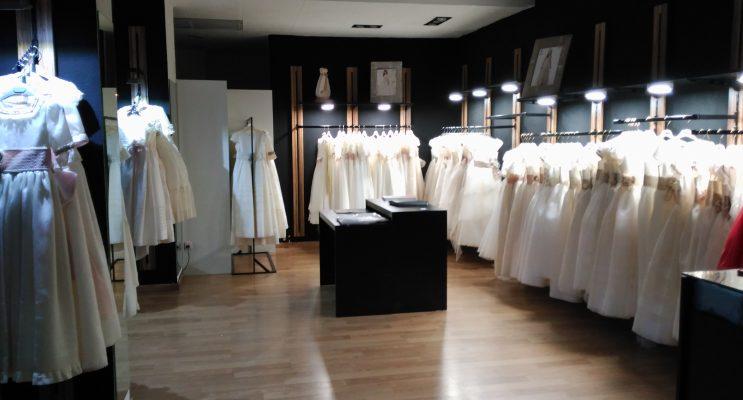 Vestidos de comunión en Madrid 2017 Baunda