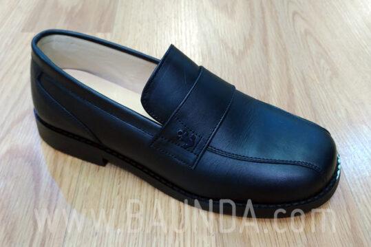 Zapatos de comunión azul marino 2017 Baunda Z1754