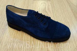 Zapatos de comunión elegantes 2017 Baunda Z1761
