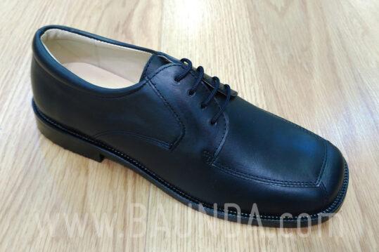 Zapatos de cordones para comunión azul marino 2018 baunda z1852