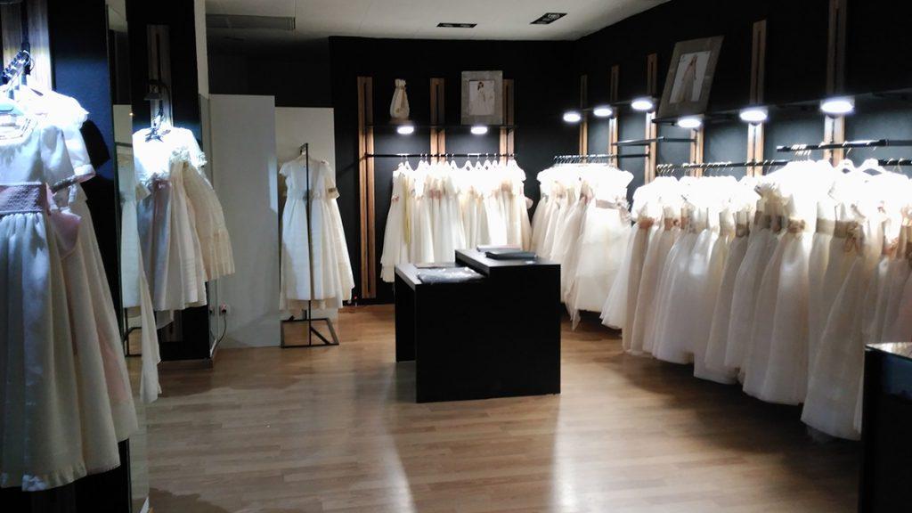 Cuando comprar el vestido de comunion 2018 Pide cita en Baunda Madrid