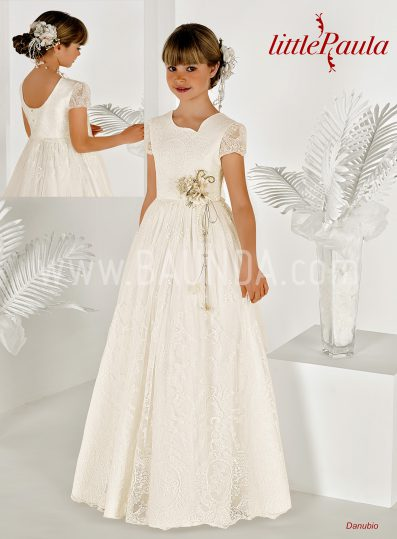 Communion dress Little Paula 2018