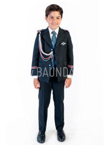 Traje de almirante 2018 Varones 2056 para comunión de niño
