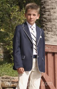 Communion suit made in Spain 2018 sport 1845