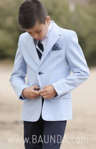 Communion suit sport 2018 model 1850