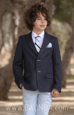 Communion suit for boy 2018 sport 1860