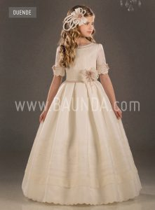 1a2853f381b Baunda Communion, evening, cocktail dresses shop at Madrid Spain