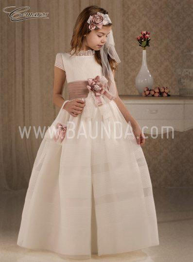 Vestido comunión Cemaros Q165