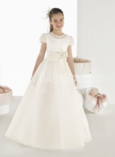 Vestido de comunión Elisabeth 2018 modelo SOBRE
