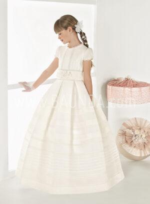 Vestido de comunión Elisabeth 2018 modelo SOL
