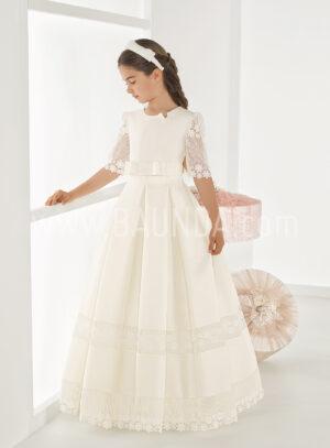 Vestido comunión diferente Elisabeth 2018 modelo SOMBRA