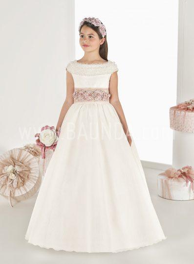 Vestido comunión original Elisabeth 2018 modelo SONRISA