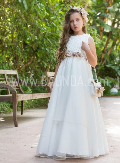 Vestido de comunión Magnífica Lulú 2018 modelo 306