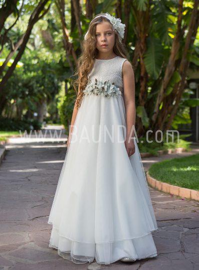 Vestido de comunión Magnífica Lulú 2018 modelo 309