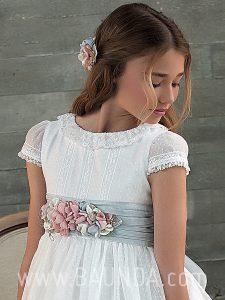 Fajines de comunión 2018 Amaya vestido 900