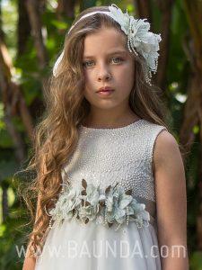 Fajines de comunión 2018 Magnífica Lulú vestido 309