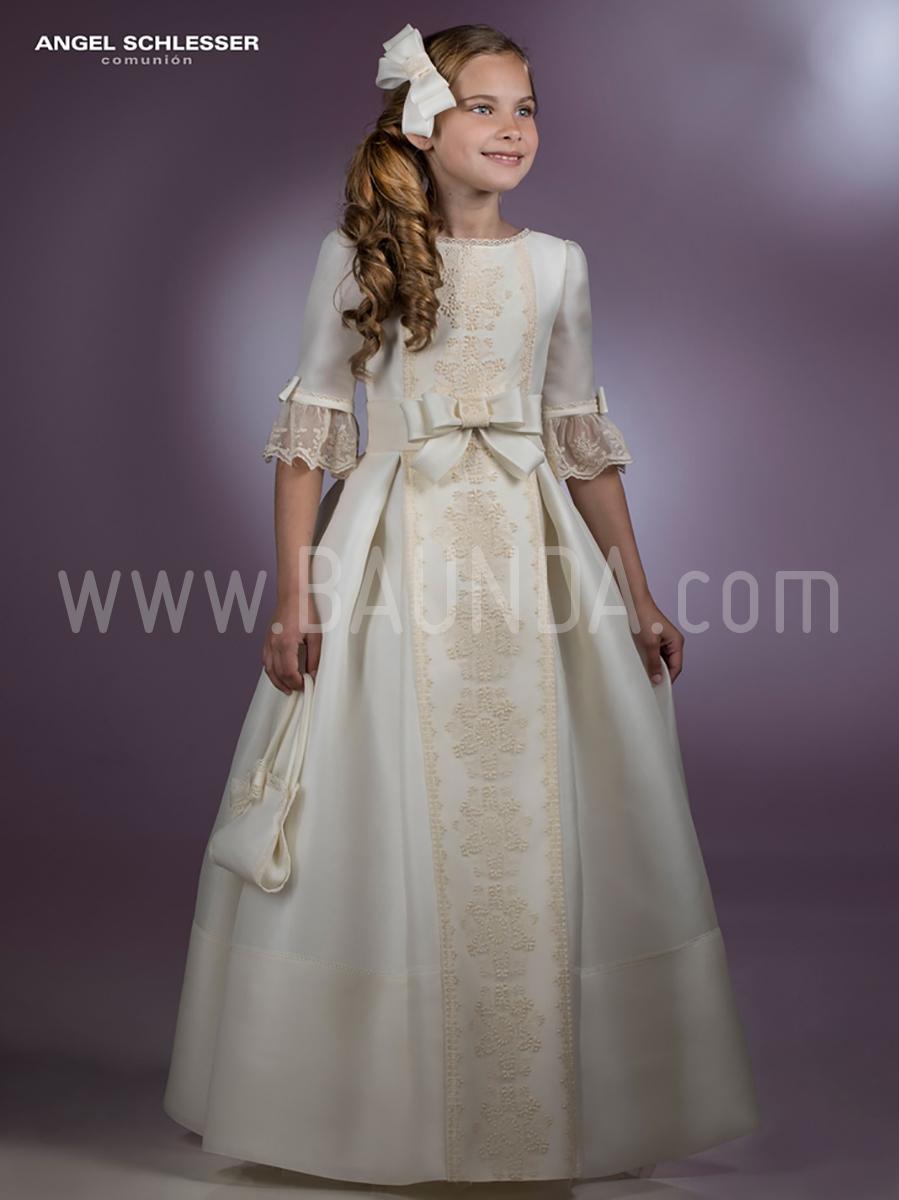 Baunda Vestidos de comunión 2018 en Baunda Madrid y tienda online