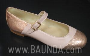Zapatos de comunión rosa 2018 Z1815