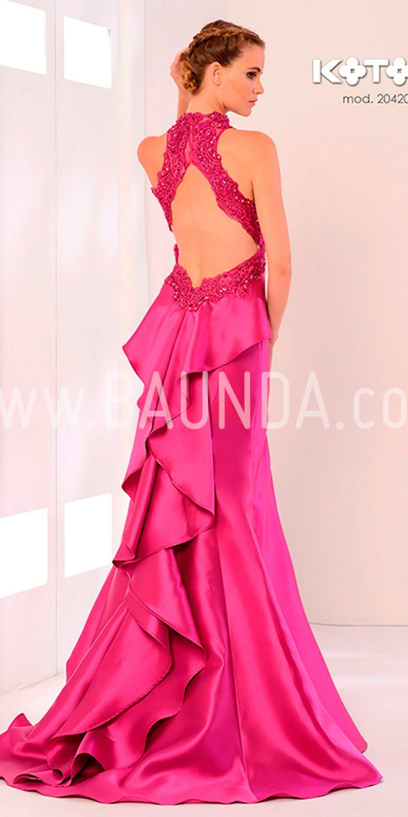 Vistoso Vestidos De Novia Lulu Motivo - Colección de Vestidos de ...
