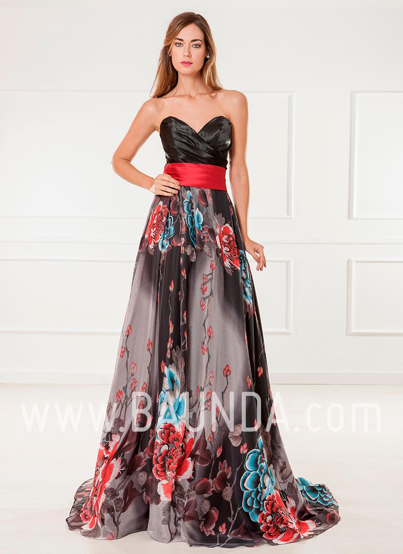 Baunda vestidos de fiesta