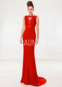 Vestido de fiesta rojo 2018 XM 9860