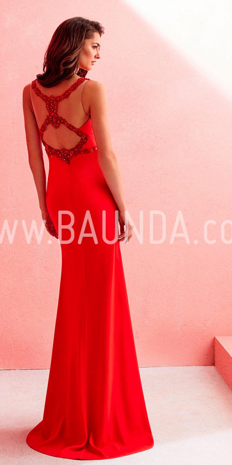 Baunda Vestido largo hermana Marfil 2018 modelo 2J102 Baunda Madrid ...