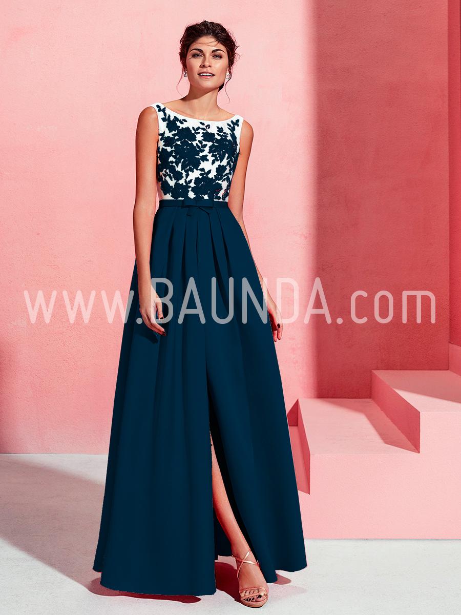 Increíble Vestido Azul Boda Real Patrón - Colección de Vestidos de ...