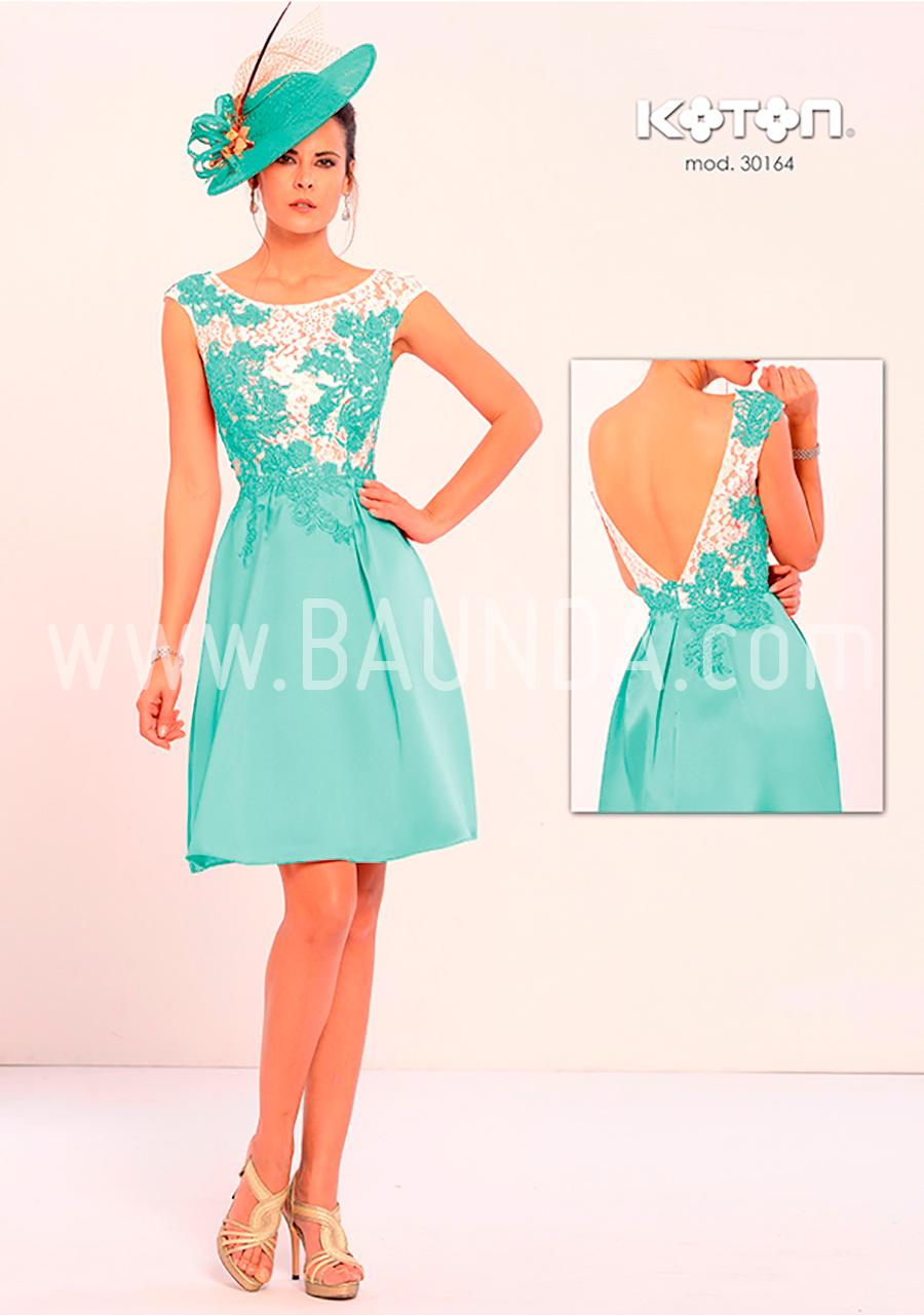 f0b7ec5da Baunda vestidos fiesta  verde agua  somos baunda  vestidos bodas ...