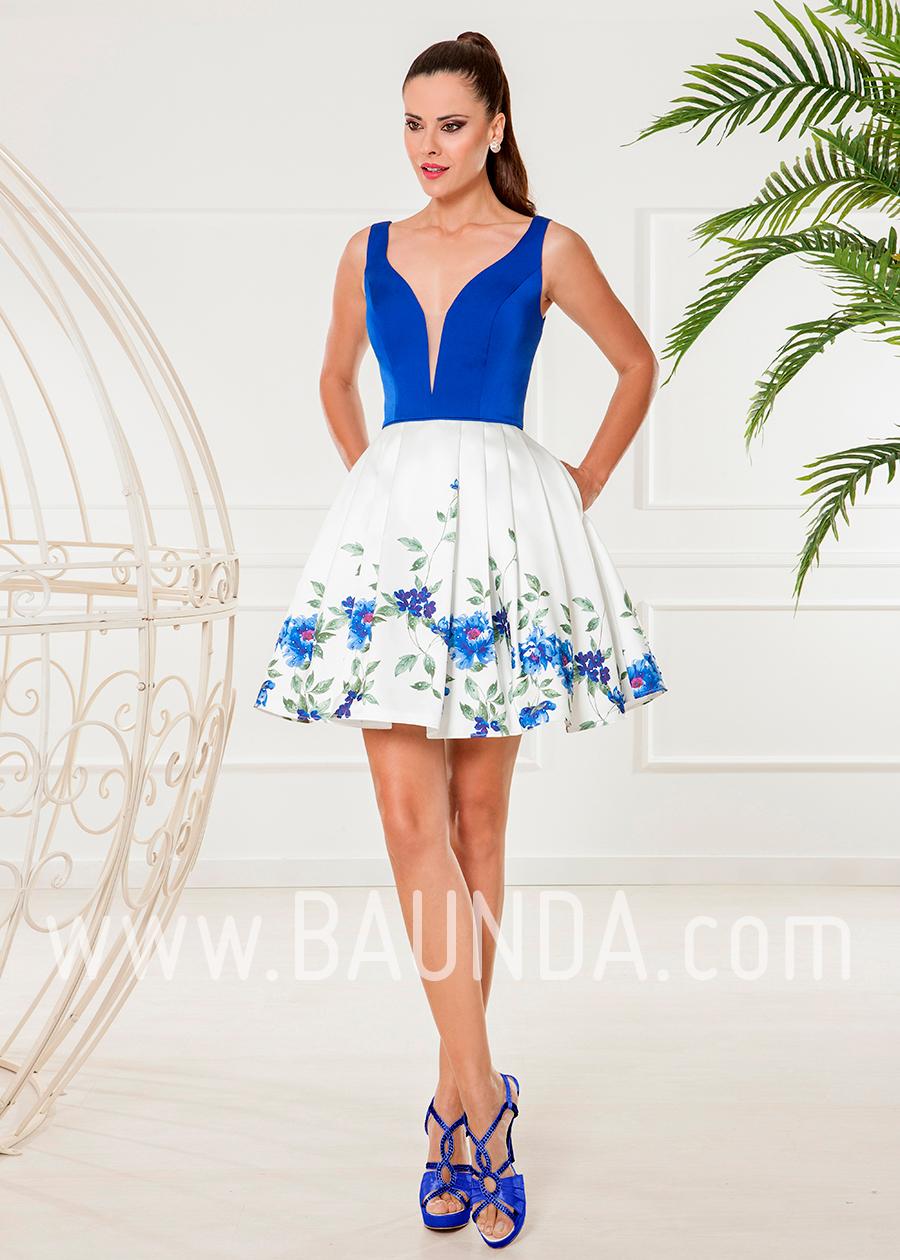 9df85db797 Baunda Vestido corto 2018 xm modelo 4895 en Madrid y tienda online