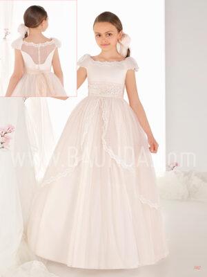 Vestido comunión princesa 2019 Elisabeth modelo 502 en Madrid