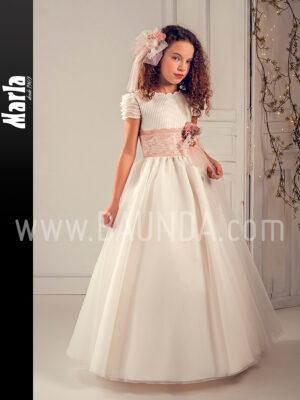 Vestido comunión Madrid 2019 Marla modelo J107