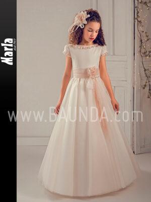 Vestido comunión niña 2019 Marla modelo J115