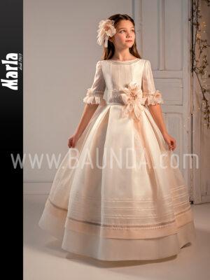 Vestido comunión especial 2019 Marla modelo J252 en Madrid