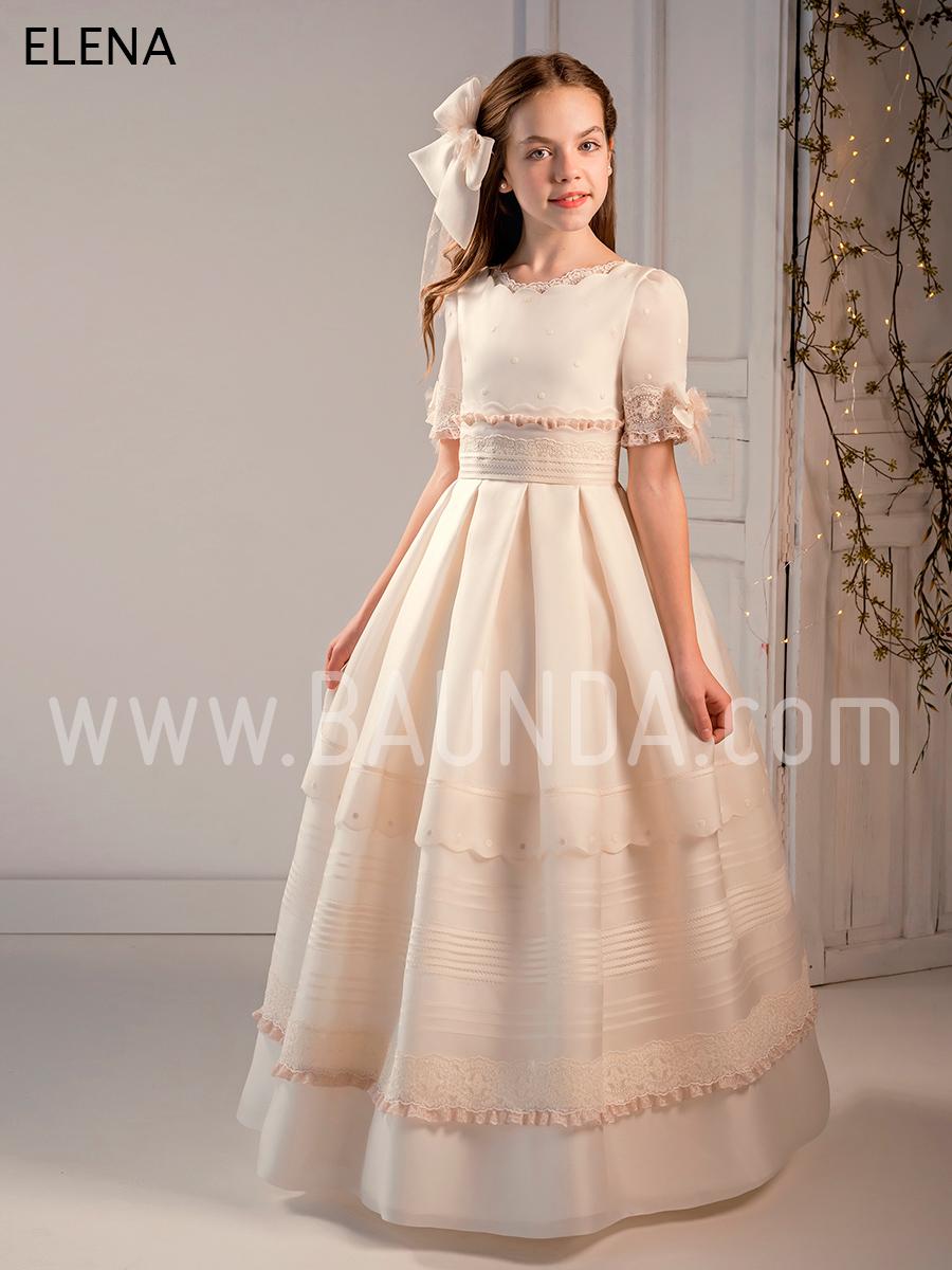 Cuanto cuesta planchar un vestido de comunion