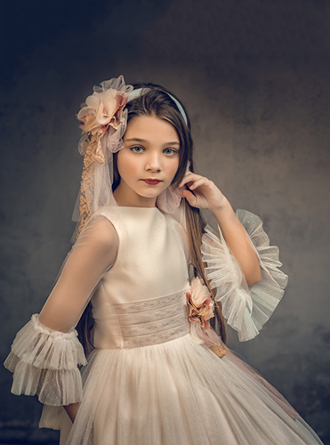 Communion dresses 2019 in Madrid made in Spain