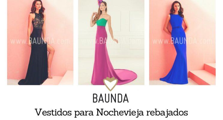 5a03c7dfba Vestidos para Nochevieja rebajados. Escrito por Baunda ...